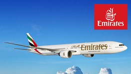 Student discount on Youth & Student flights with Emirates