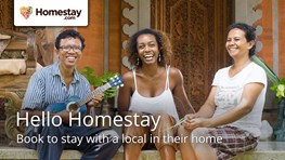 Student discount at Homestay