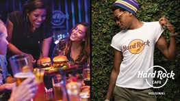Student discount at Hard Rock Cafe