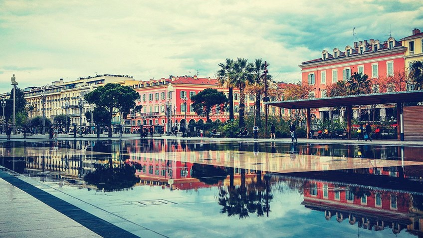 Student discounts in Nice