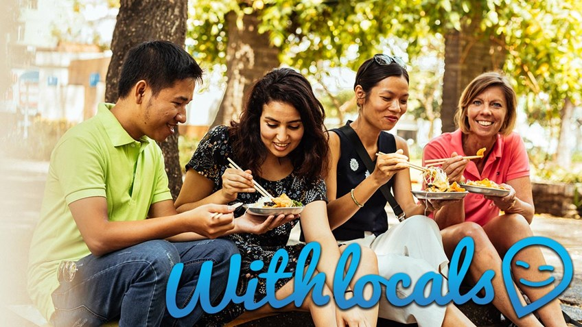 Student discount on Withlocals