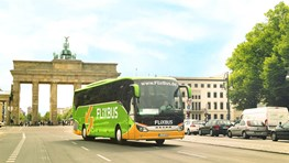 Student discount on FlixBus