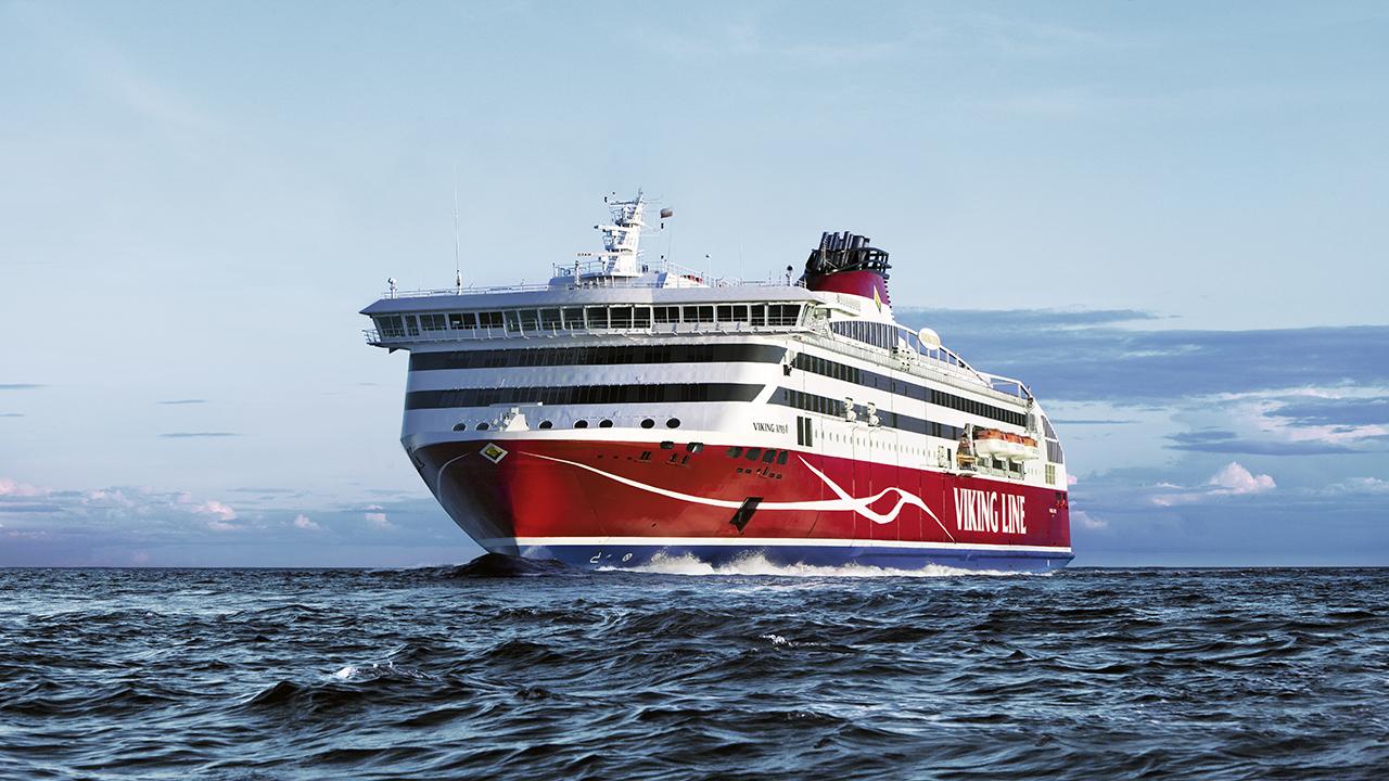 Viking Line Joulubuffet