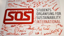 Students Organizing for Sustainability