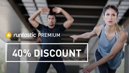 Student discount on fitness tracker app