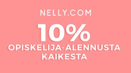 Student discount at Nelly.com