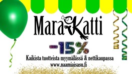 Student discount at MaraKatti