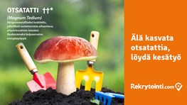 Find a summer job via Rekrytointi.com