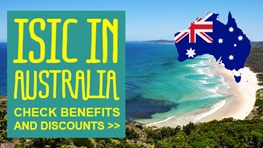 Student discounts on Australia's transportation