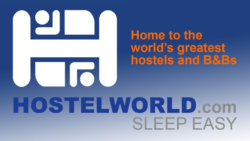 Student discount at Hostelworld