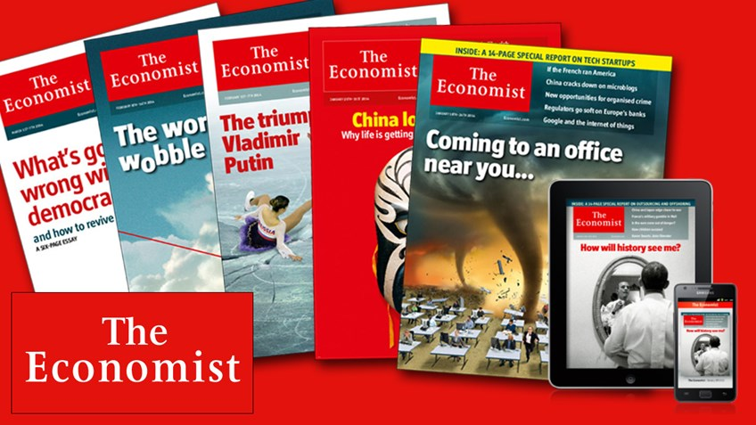 A subscription to The Economist makes a great gift for anyone who is interested in Lowest Authorized Prices · No Autorenewals · Easy Checkout · 90 Days Risk Free.