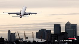 British Airways opiskelijalippu